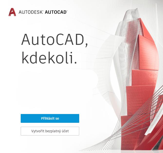 AutoCAD web app