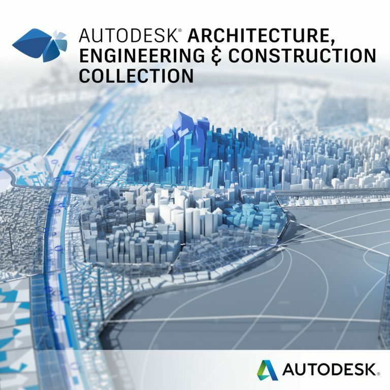 Autodesk Architecture, Engineering & Construction Collection od Arkance Systems - produktový obrázek