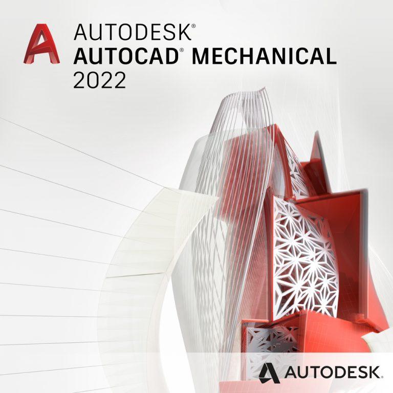 Autodesk AutoCAD Mechanical 2022 od Arkance Systems - produktový obrázek