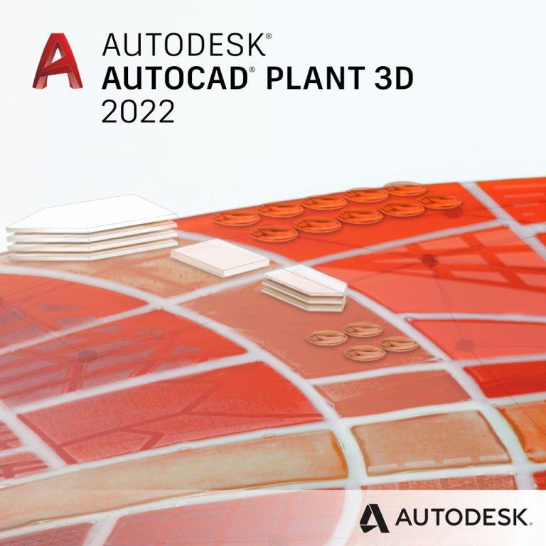 Autodesk AutoCAD Plant 3D 2022 od Arkance Systems - produktový obrázek