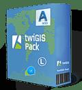 twiGIS Pack L