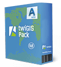 twiGIS Pack M
