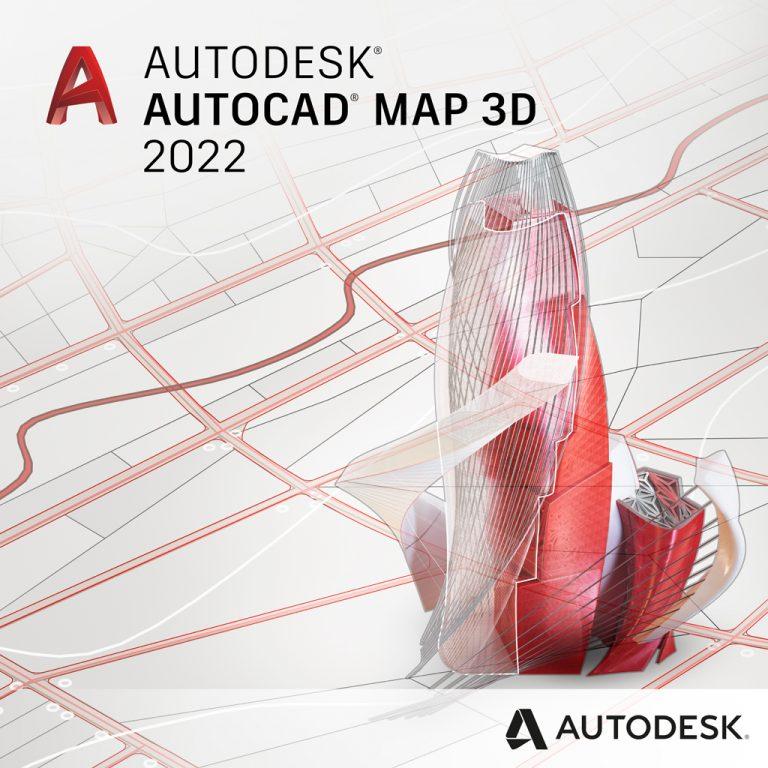 Autodesk AutoCAD Map 3D 2022 od Arkance Systems - produktový obrázek