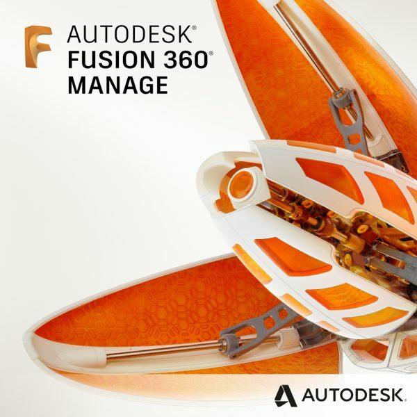Autodesk Fusion 360 Manage od Arkance Systems - produktový obrázek