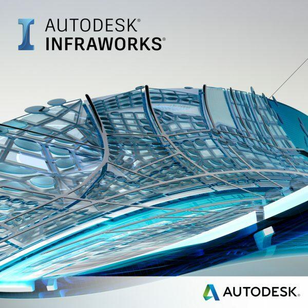 Autodesk InfraWorks od Arkance Systems - produktový obrázek