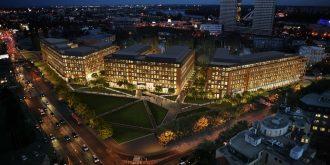 HB Reavis - Kancelářské centrum Twin City, Bratislava