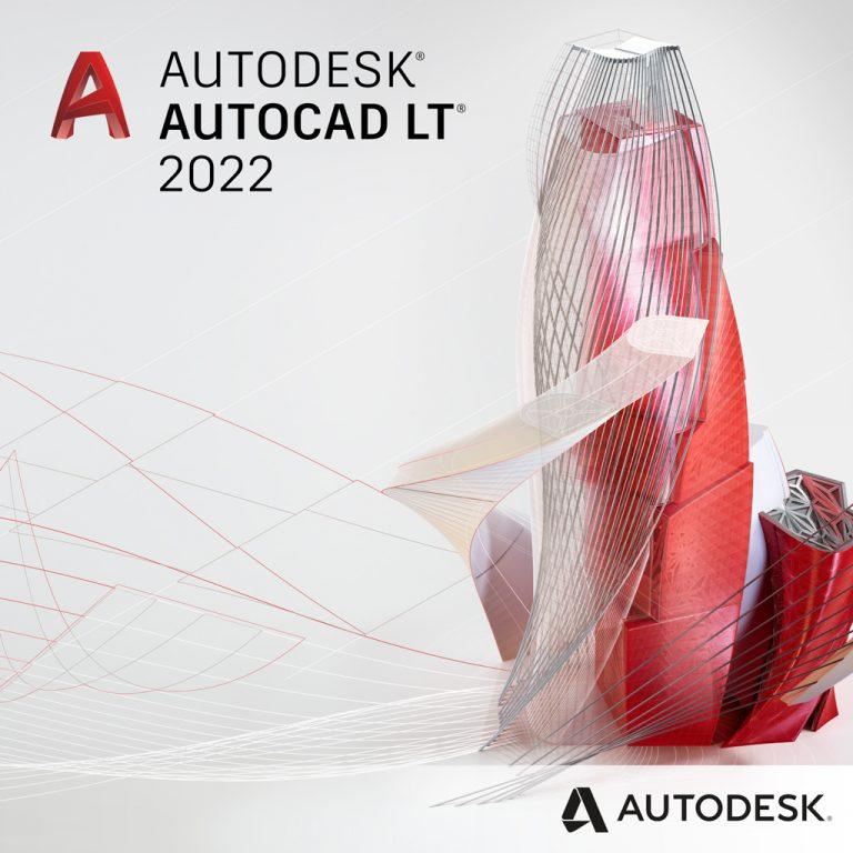 Autodesk AutoCAD LT 2022 od Arkance Systems - produktový obrázek