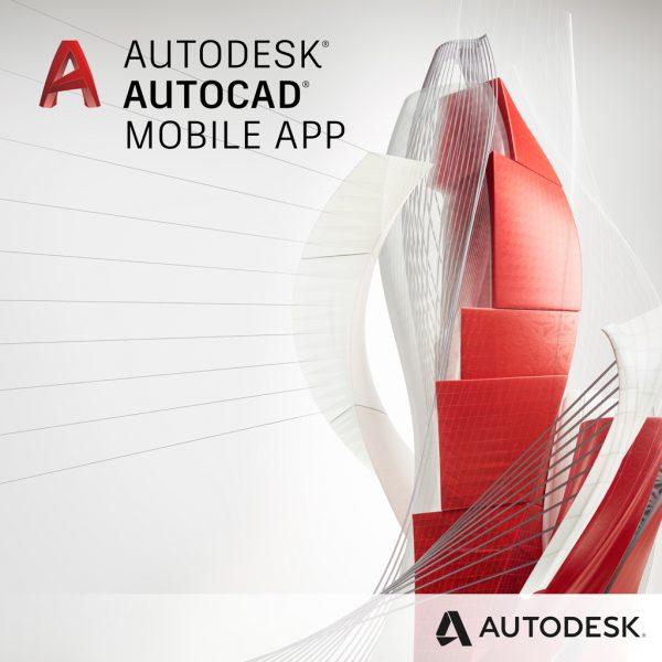 Autodesk AutoCAD Mobile App od Arkance Systems - produktový obrázek