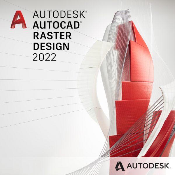 Autodesk AutoCAD Raster Design 2022 od Arkance Systems - produktový obrázek