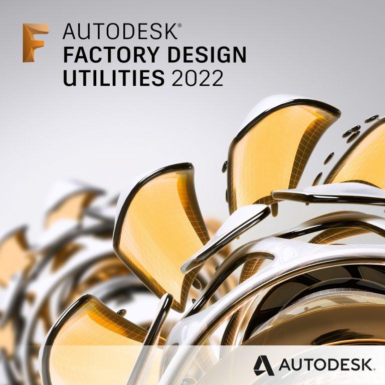 Autodesk Factory Design Utilities 2022 od Arkance Systems - produktový obrázek