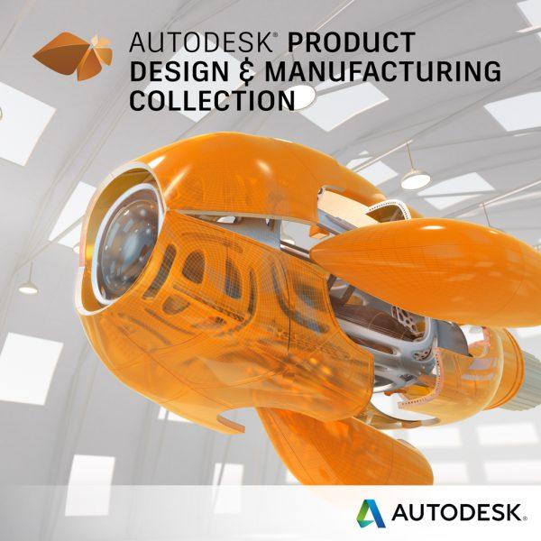 Autodesk Product Design & Manufacturing Collection 2022 od Arkance Systems - produktový obrázek