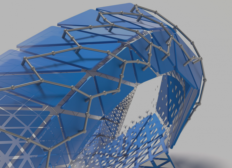 Generativní design ve stavebnictví