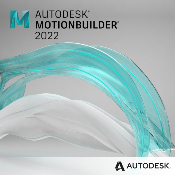 Autodesk MotionBuilder 2022 od Arkance Systems - produktový obrázek