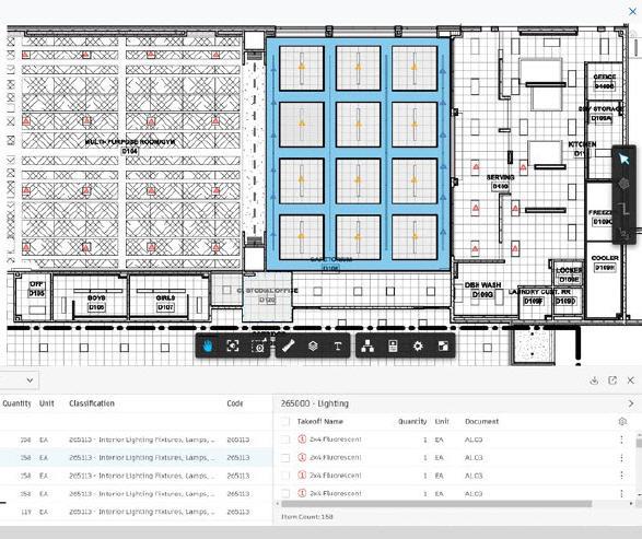 Autodesk Takeoff od Arkance Systems