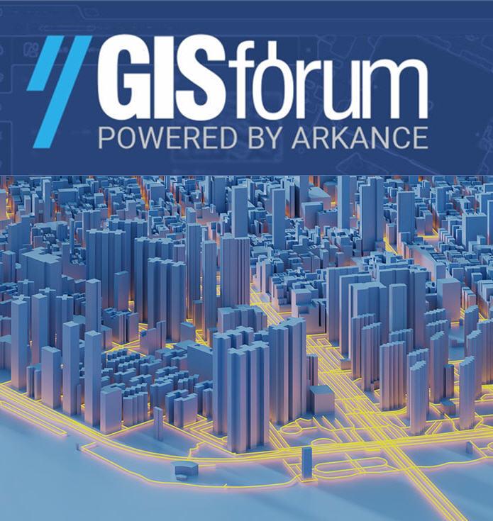 GISfórum 2021 - konference GIS a FM technologií